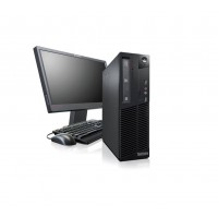 Lenovo Thinkcentre M82 + Thinkvision 22''+ Hiir + Klaviatuur